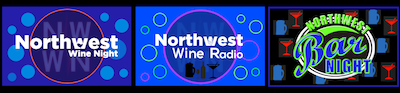 Northwest Wine Night, Northwest Wine Radio & Northwest Bar Night